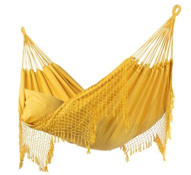 Cama de Rede Dupla 'Sublime' Yellow
