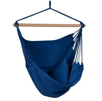 Cadeira Suspensa Individual 'Organic' Blue