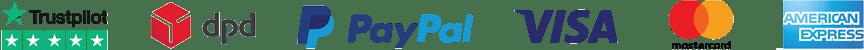 Payment methods - Cama de Rede